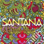 Performance cd musicale di Santana