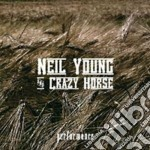 Performance cd musicale di Neil & the cr Young