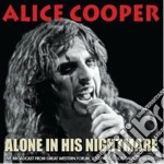 (LP VINILE) Alone in his nightmare lp vinile di Alice Cooper
