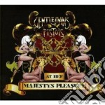 At her majesty's pleasure cd musicale di Pistols Gentleman's