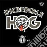 Volume 1/4 cd musicale di Hog Incredible