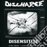 Disensitise cd musicale di Discharge