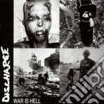 War is hell cd musicale di Discharge