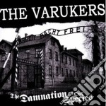 The damnation of our species cd musicale di The Varukers