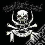 (LP VINILE) March or die lp vinile di Motorhead