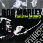 Revolution experience cd musicale di Bob Marley