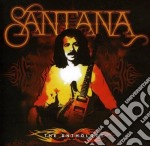 The anthology cd musicale di Santana