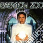 The boy with the x-ray eyes cd musicale di Zoo Babylon