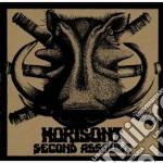Second assault cd musicale di Horisont