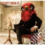 Don't hear it....fear it cd musicale di Sir admiral cloudesley shovell