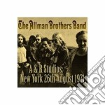(LP VINILE) A&r studios - new york 26th august 1971 lp vinile di Allman brothers band