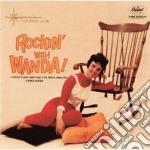 Rockin' with wanda cd musicale di Wanda Jackson