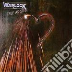 True as steel cd musicale di Warlock
