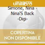 Nina's back cd musicale di Nina Simone