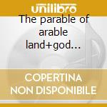 The parable of arable land+god bless... cd musicale di Krayola Red