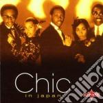 In japan cd musicale di Chic