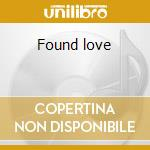Found love cd musicale di Jimmy Reed