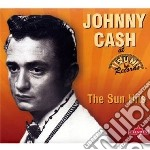 The sun hits cd musicale di Johnny Cash