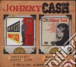 Greatest! & now here's johnnny cash cd musicale di Johnny Cash