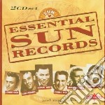 Essential sun records cd musicale di Artisti Vari