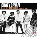 Teddy boy boogie cd musicale di Crazy caravan & the rhyths roc