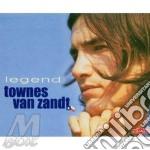 Legend cd musicale di Van zandt town