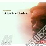 Testament cd musicale di Hooker john lee