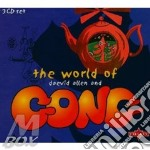 The world of gong (3 cd box set) cd musicale di Gong