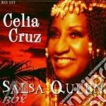 Salsa queen cd musicale di Celia Cruz