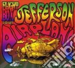 FLIGHT BOX (3 CD) cd musicale di JEFFERSON AIRPLANE