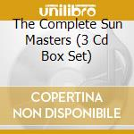 THE COMPLETE SUN MASTERS (3 CD BOX SET)   cd musicale di RICH CHARLIE