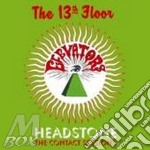 Headstone - the contact sessions cd musicale di THIRTEENTH FLOOR ELEVATORS