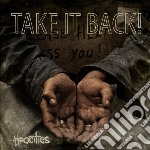 Atrocities cd musicale di Take it back !