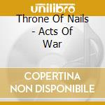 Acts of war cd musicale