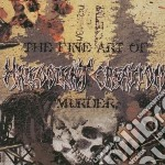 The fine art of murder cd musicale di Creation Malevolent