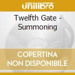 Summoning cd musicale