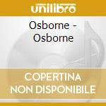 Osborne cd musicale