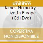 Live in europe cd musicale di James Mcmurtry