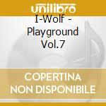Playground vol.7 cd musicale di Artisti Vari