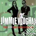 (LP VINILE) Blues ballads & favorites lp vinile di Jimmie vaughan feat.