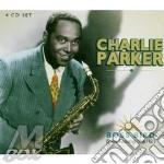 Boss bird studio 1944-45 cd musicale di Charlie parker (4 cd