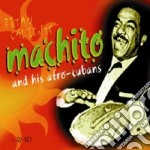 Ritmo caliente (4 cd) cd musicale di Machito & his afro c