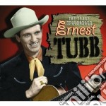The texas troubadour cd musicale di Ernest tubb (4 cd)
