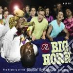History honkin'& screamin cd musicale di The big horn (4 cd)