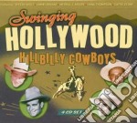 Swinging hollywood hilly. cd musicale di Artisti Vari