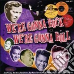 We're gonna rock..we're cd musicale di E.presley/f.domino/b