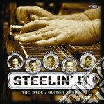 Steelin' it:the steel cd musicale di Artisti Vari