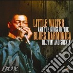BLOWIN' AND SUCKIN'  (BOX 4 CD) cd musicale di LITTLE WALTER & KING