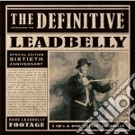 DEFINITIVE LEADBELLY (BOX 3CD+DVD) cd musicale di LEADBELLY