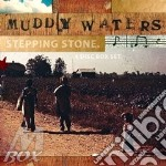 STEPPIN' STONE  ( 3 CD + 1 DVD) cd musicale di MUDDY WATERS